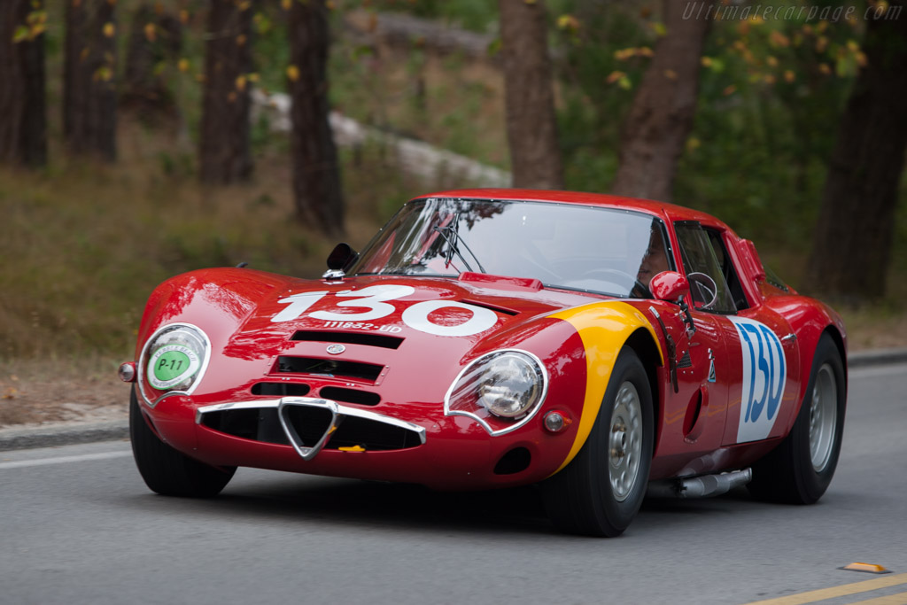 Click here to open the Alfa Romeo Giulia TZ2 gallery