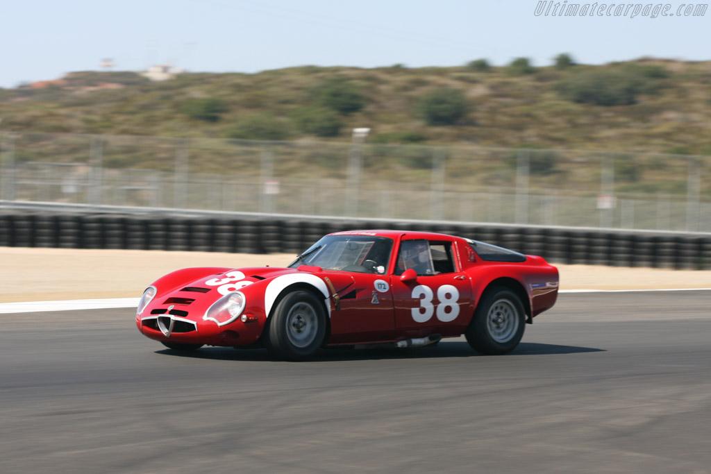 Alfa Romeo Giulia TZ2 - Chassis: AR750116 - 2006 Monterey Historic Automobile Races