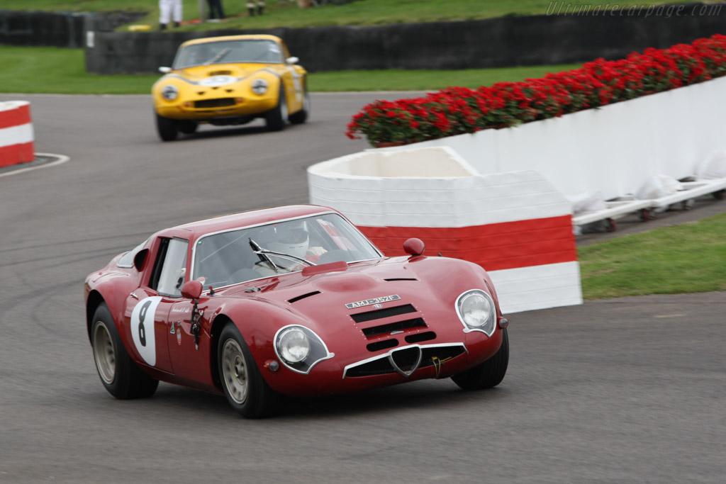 Alfa Romeo Giulia TZ2 - Chassis: AR750117   - 2007 Goodwood Revival