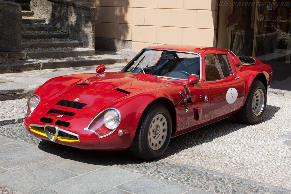 Alfa Romeo Giulia TZ2 - Chassis: AR750117   - 2011 Concorso d'Eleganza Villa d'Este