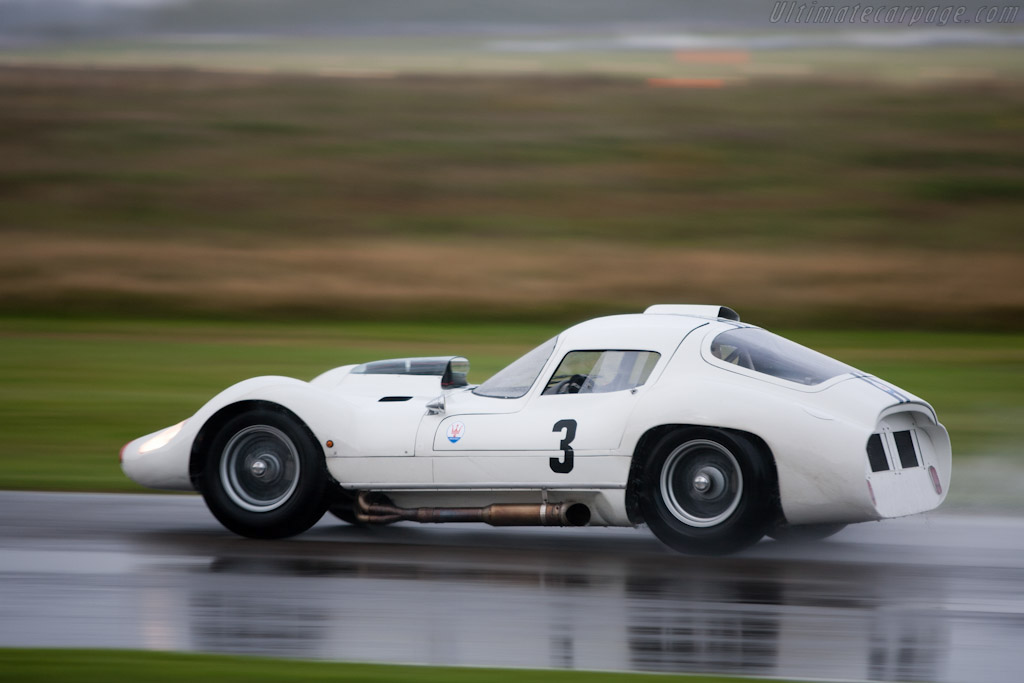 Maserati Tipo 151 Chassis 151 006 2011 Goodwood Revival
