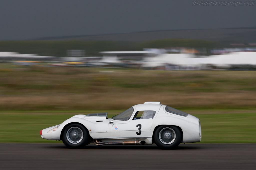 Maserati Tipo 151 - Chassis: 151.006   - 2011 Goodwood Revival