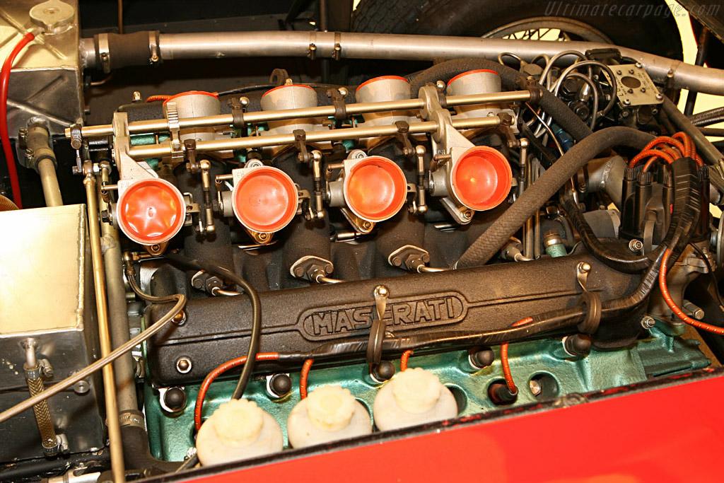 Maserati Tipo 151/3 - Chassis: 151.002   - 2006 Bonhams Gstaad Auction