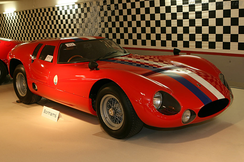 Click here to open the Maserati Tipo 151/3 gallery