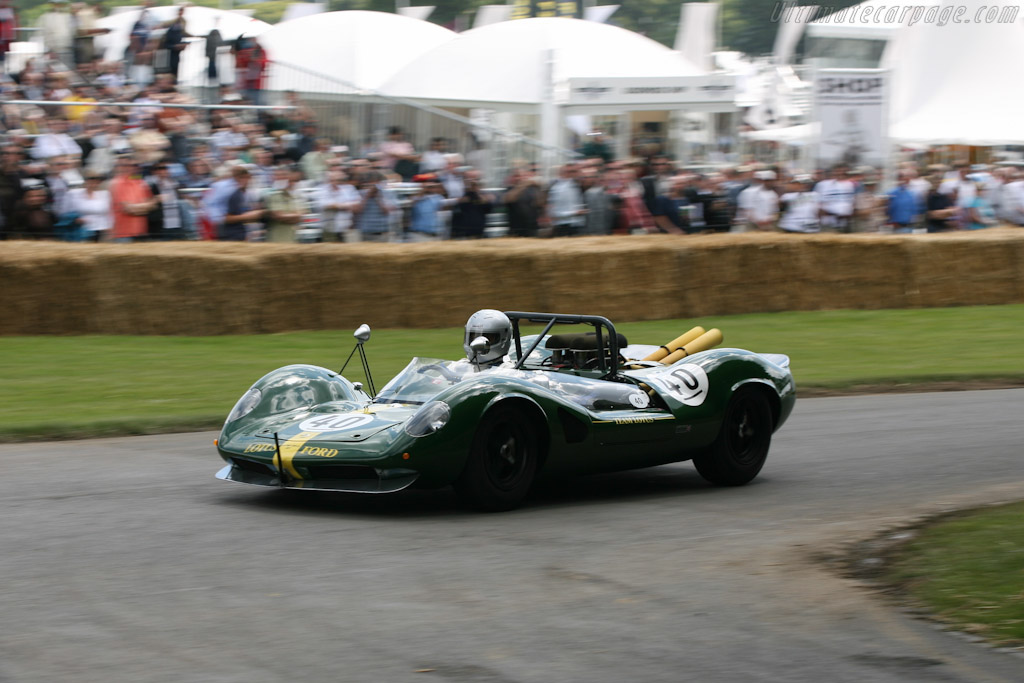 Lotus 40 Ford - Chassis: 40/L/1  - 2007 Goodwood Festival of Speed