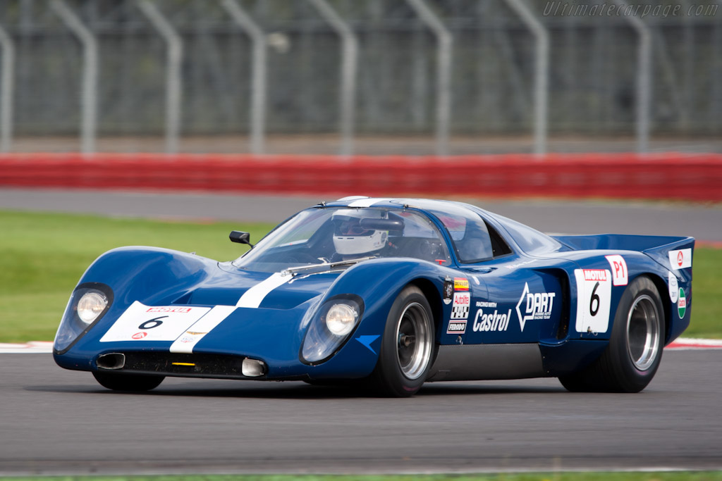 Click here to open the Chevron B16 Cosworth gallery