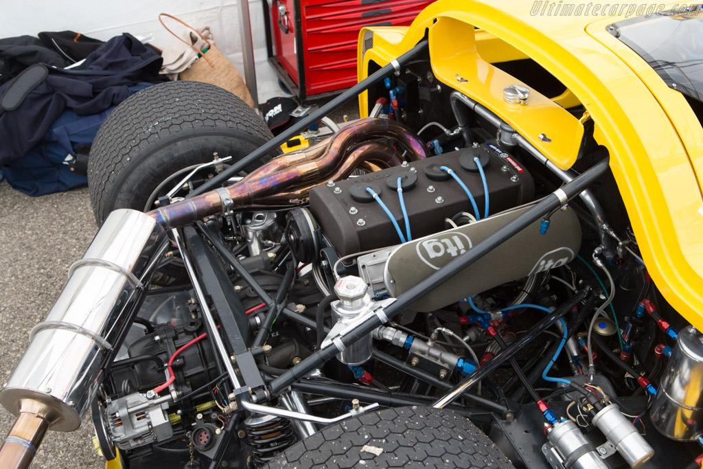 Chevron B16 Cosworth - Chassis: CH-DBE-35   - 2014 Mugello Classic