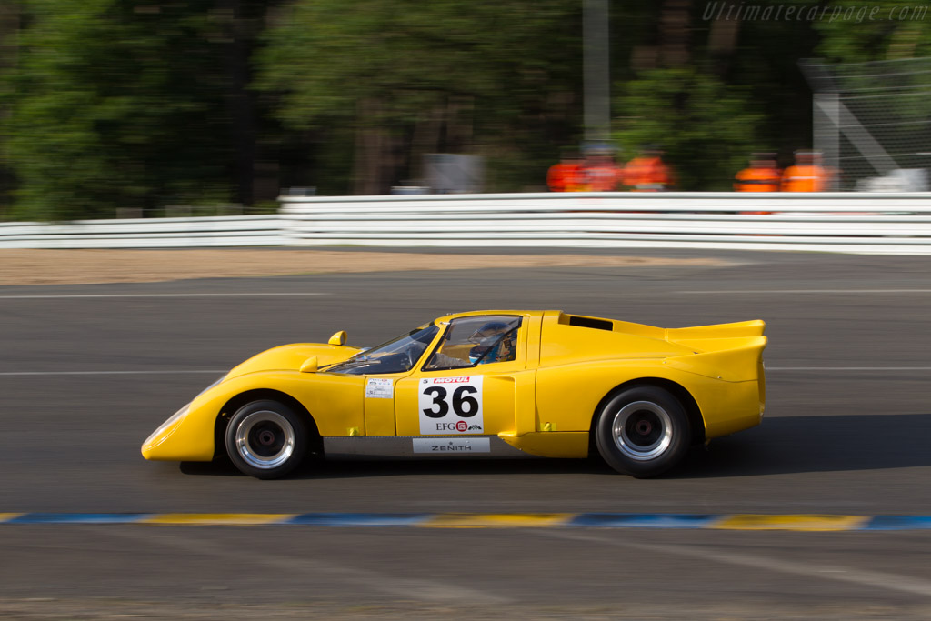 Chevron B16 Cosworth - Chassis: CH-DBE-35   - 2014 Le Mans Classic