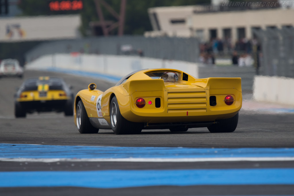 Chevron B16 Cosworth - Chassis: CH-DBE-35   - 2014 Dix Mille Tours