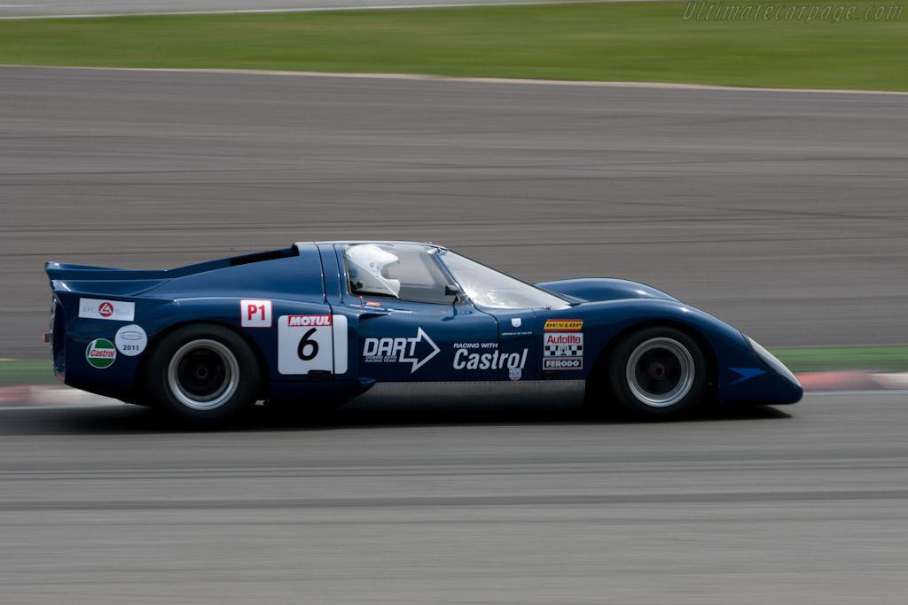 chevron b16 cosworth   chassis ch dbe 29   2011 spa classic