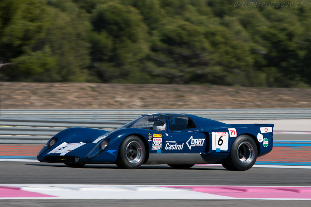 Chevron B16 Cosworth - Chassis: CH-DBE-29   - 2011 Dix Mille Tours