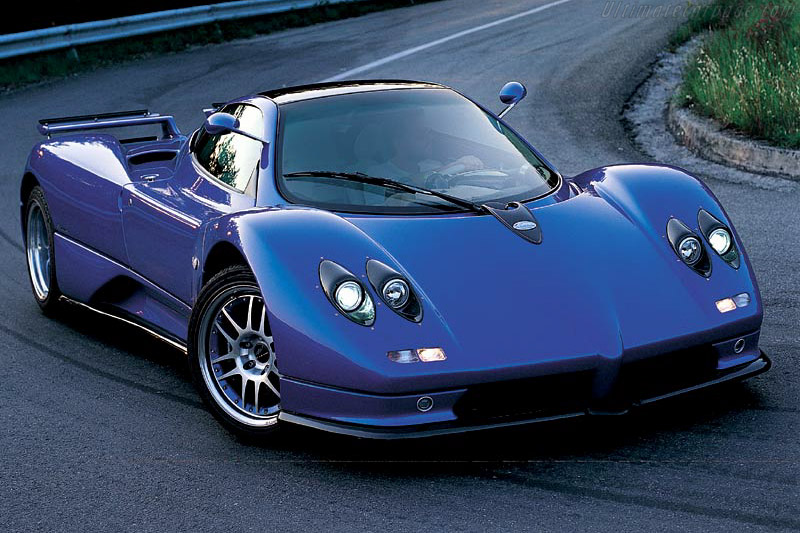 Click here to open the Pagani Zonda C12 S 7.3 gallery