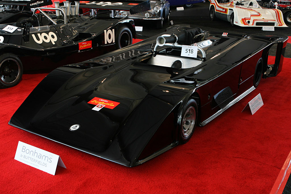 Shadow AVS MkI Chevrolet - Chassis: 70-5   - 2006 Monterey Peninsula Auctions and Sales