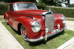 Mercedes-Benz 300 S Coupe