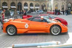 Pagani Zonda C12 S