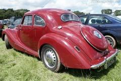 Bristol 400 Coupe