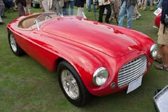 Ferrari 166 MM Touring Barchetta 0058M