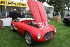 Ferrari 166 MM Touring Barchetta 0024M