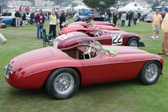 Ferrari 166 MM Touring Barchetta 0006M