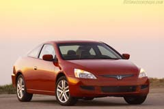 Honda Accord Coupe V6