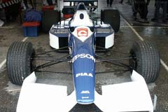 Tyrrell 019 Cosworth