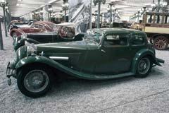 Jaguar SS I Saloon