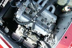 OSCA 1600 GTS Zagato