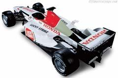 BAR 005 Honda