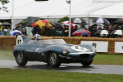 Jaguar D-Type Works Long Nose XKD 606