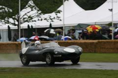 Jaguar D-Type Works Long Nose XKD 605