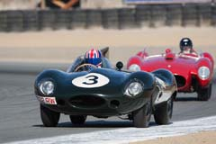 Jaguar D-Type Works Long Nose XKD 604
