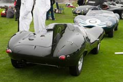 Jaguar D-Type Works Long Nose XKD 601