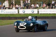 Jaguar D-Type Works Long Nose XKD 505