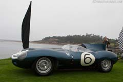 Jaguar D-Type Works Long Nose XKD 504