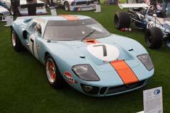 Ford GT40 Mk I Gulf GT40P/1076