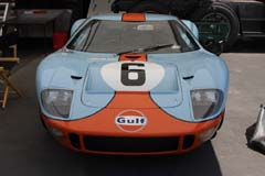 Ford GT40 Mk I Gulf GT40P/1075