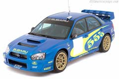 Subaru Impreza WRC 2003