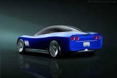 Chevrolet Moray Italdesign Coupe