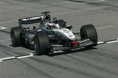 McLaren MP4-17D Mercedes
