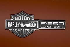 Ford F350 Harley Davidson