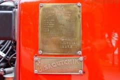 Jaguar SS 100 3.5-litre Saoutchik Roadster 39107