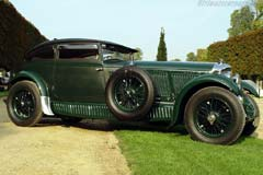 Bentley Speed Six 'Blue Train Special' HM2855