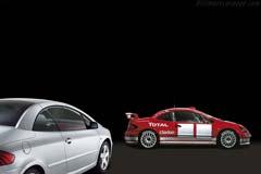 Peugeot 307 CC WRC