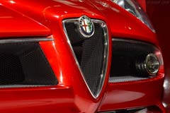 Alfa Romeo 8C Competizione Concept