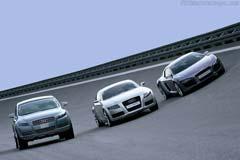 Audi Le Mans Quattro Concept