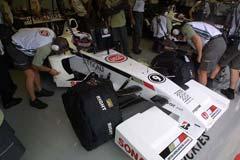 BAR 003 Honda