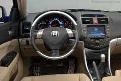 Honda Accord Tourer iCDTI Sports Study
