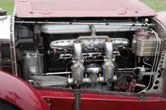 Mercedes-Benz 710 SSK 27/180/250 hp Carlton Roadster 36045
