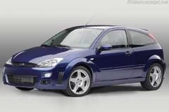 Ford Focus RS8