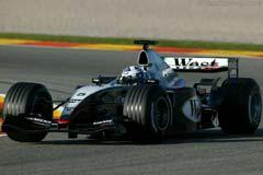 McLaren MP4-19 Mercedes